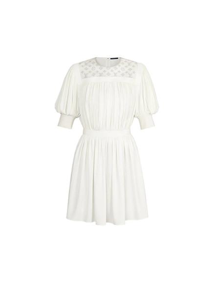 Платье Louis Vuitton, 250 000 руб. (ru.louisvuitton.com)