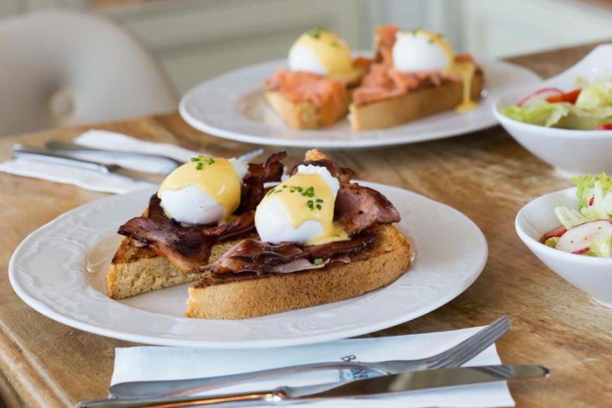 Завтрак Benedict