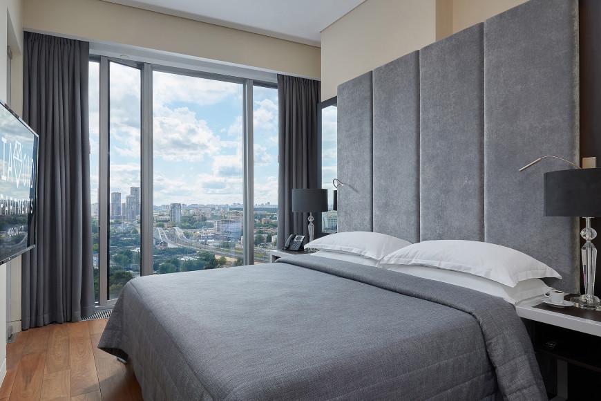 Двухспальная кровать Corner Grand Apartment
