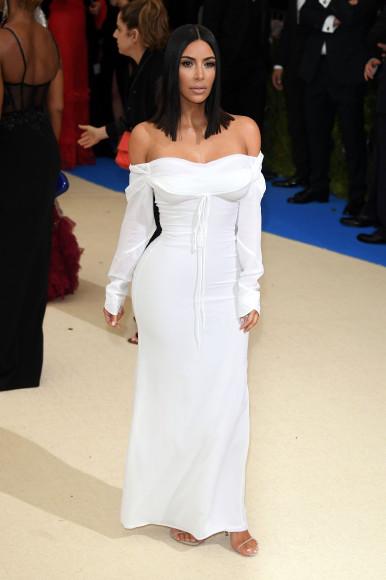 Ким Кардашьян в Vivienne Westwood
