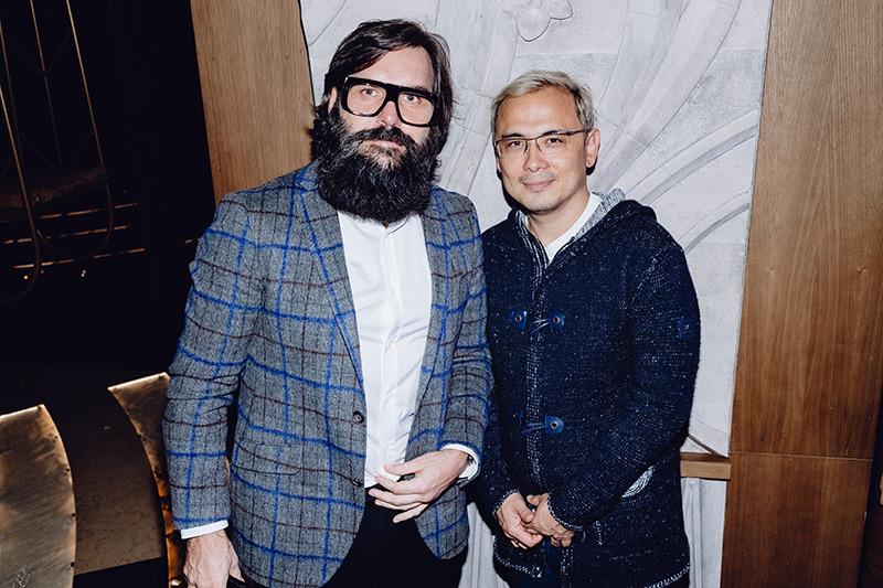 Алексей Васильчук и Сергей Солонин