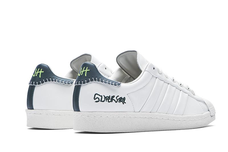 Кроссовки из коллаборации adidas Originals и Джоны Хилла