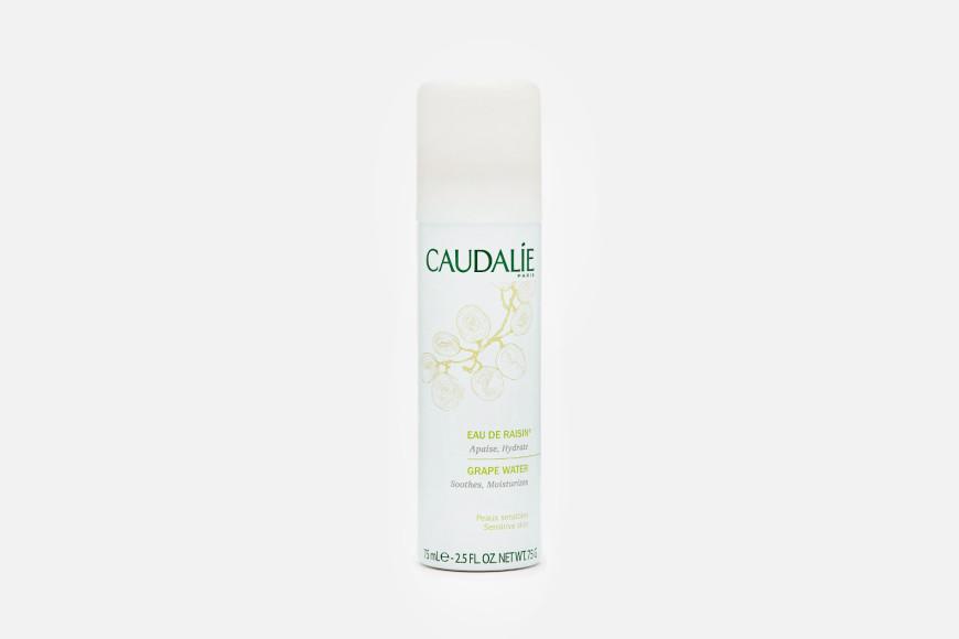 Вода для лица Eau de Raisin, Caudalie на основе виноградной воды успокаивает, тонизирует, увлажняет и охлаждает кожу