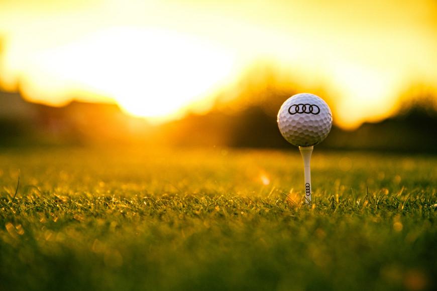 Любительский турнир по гольфу в загородном клубе «Завидово»