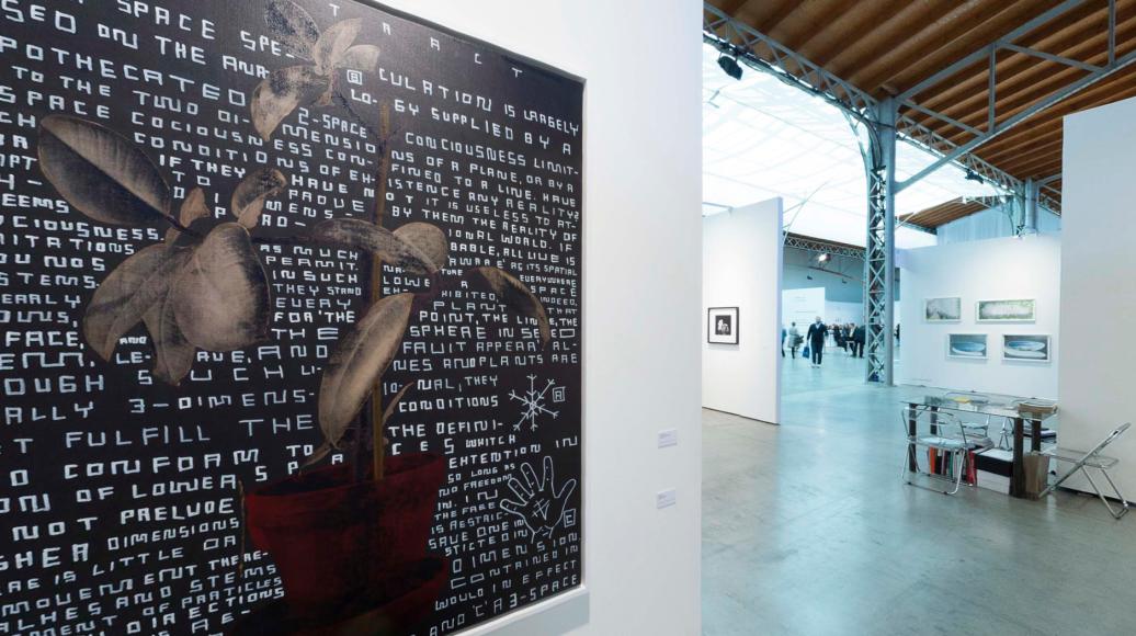Galerie Krinzinger на viennacontemporary 2018