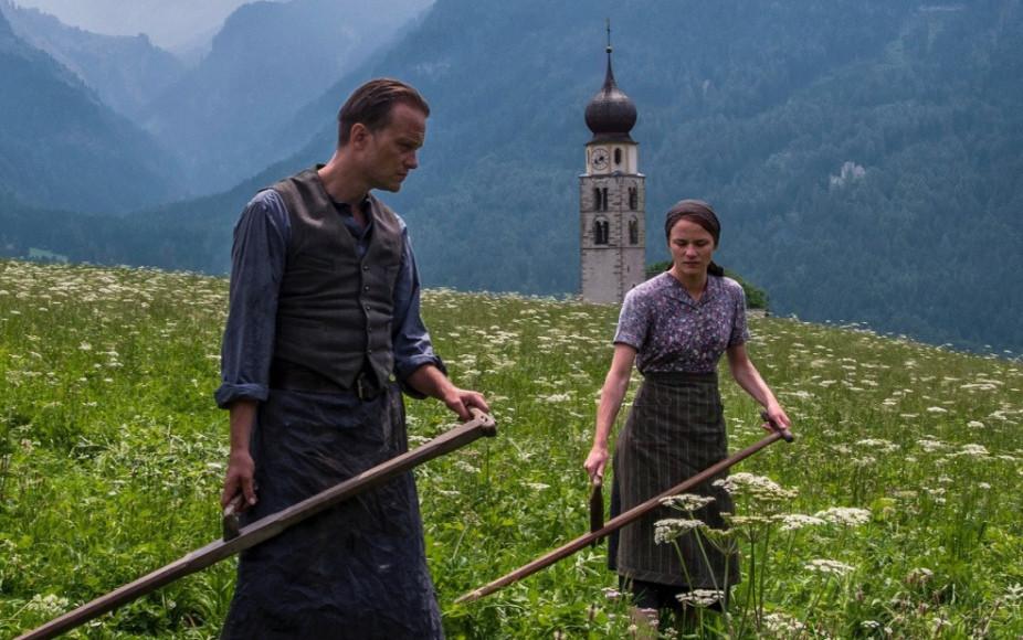 Кадр из фильма «Радегунд»