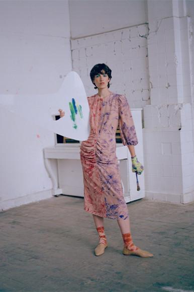 Платье Natalya Derbyshire, 14 950 руб. с учетом скидки (natalyaderbyshire.com)