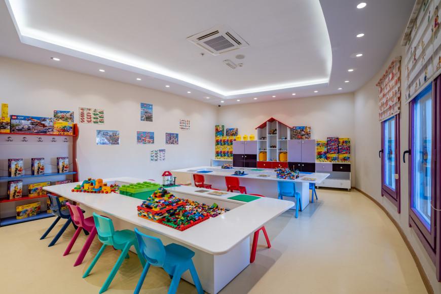 Детский клуб вPapillon Hotels