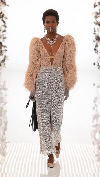 Показ коллекции Gucci Aria