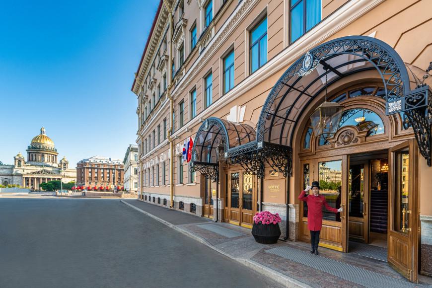 Отель LOTTE ST. PETERSBURG