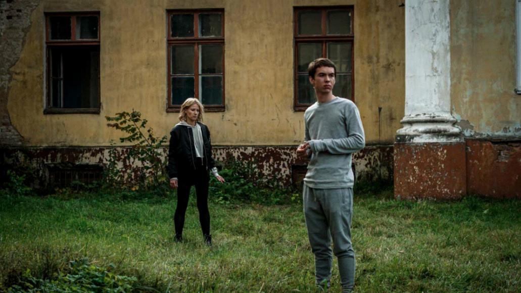 Кадр из фильма «Подбросы»