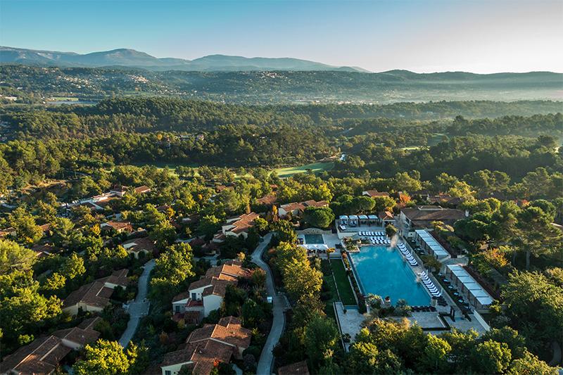 Отель Terre Blanche Hotel Spa Golf Resort