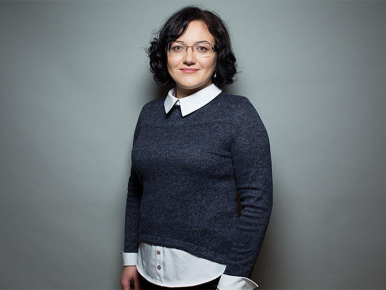 Олена Ванеева