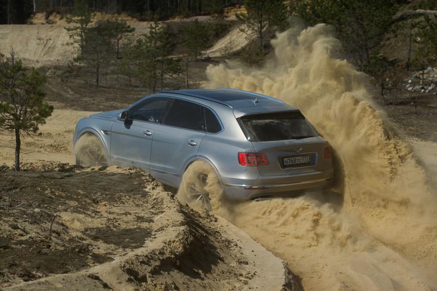 Фото: пресс-служба Bentley