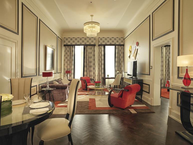 Сьют «Lissitzky»