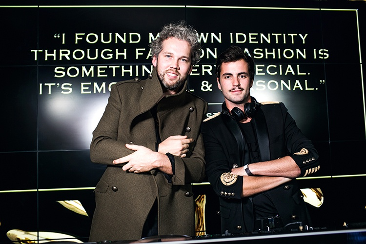DJs Polo & Pan