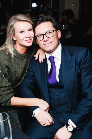 Виктория и Антон Борисевич