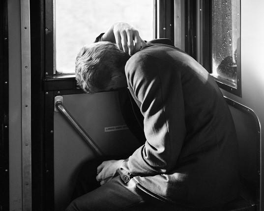 Элио Чиол. Утомление. Между Флоренцией и Болоньей, 1958