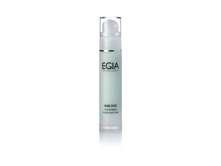 Ревитализирующий энергетический коктейль для мужской кожи Mencode Total Revitalizer, Egia