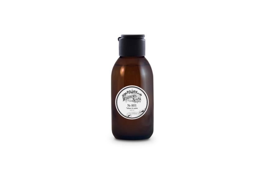 Масло для ванныТабак & лайм,Windsor's Soap&Beauty