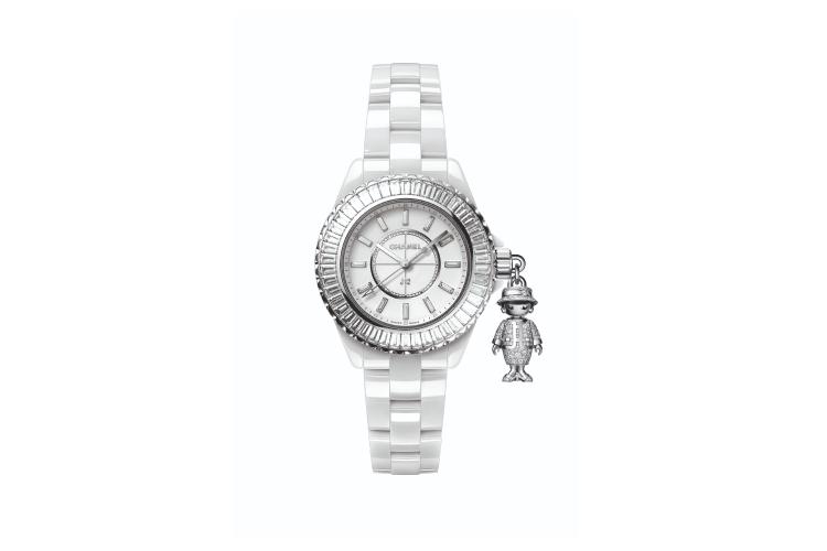 Часы Mademoiselle J12 Acte II, Chanel