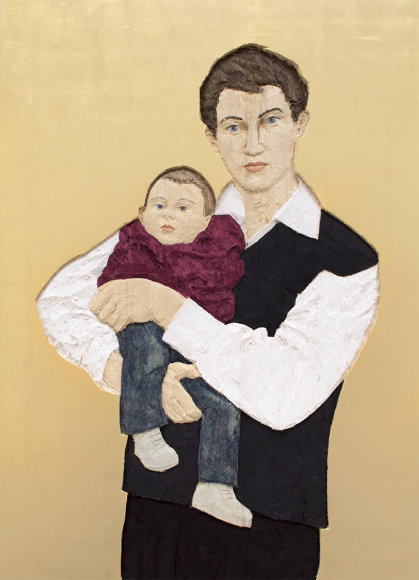 Стефан Балкенхол. «Икона»