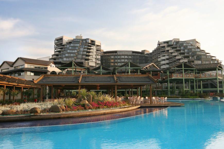 Отель Limak Lara Deluxe Hotel & Resort (Limak Lara)