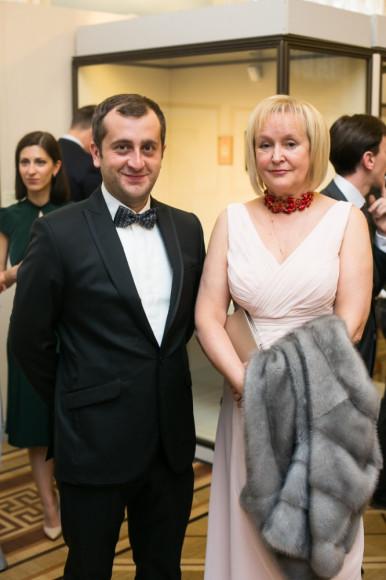 Борис Пиотровский Ольга Саутова