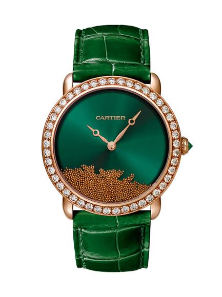 Révélation d'une Panthère, Cartier