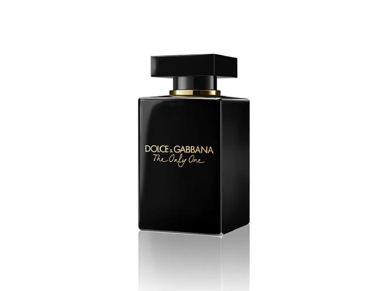 Аромат с нотами цветка апельсина, мандарина, зеленого яблока, нероли, кедра, кокса и черной ванили The Only One, Eau de Parfum Intense, Dolce & Gabbana, 100 ml, цена по запросу («Золотое Яблоко»)