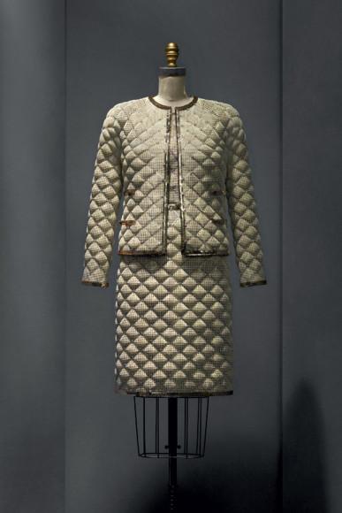 Карл Лагерфельд для Chаnel, костюм haute couture, осень-зима 2015-2016