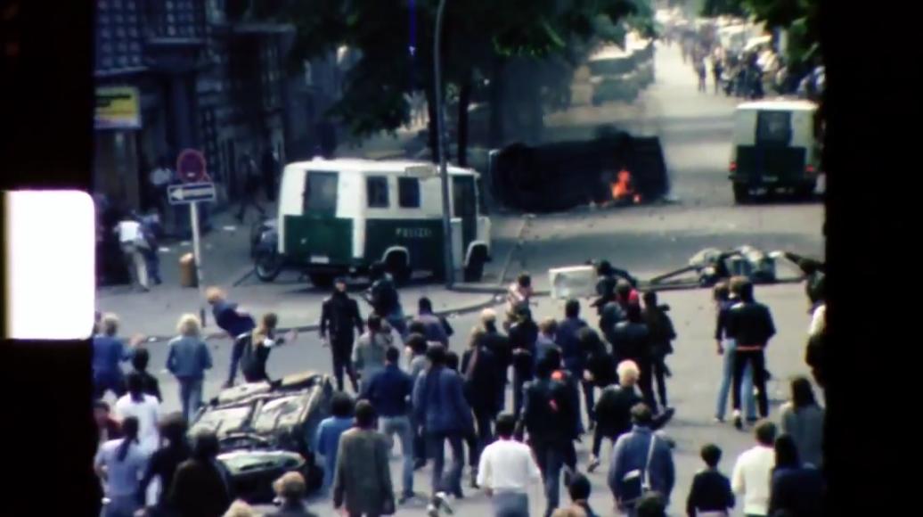 Кадр из фильма «B-Movie: Шум и ярость в Западном Берлине»