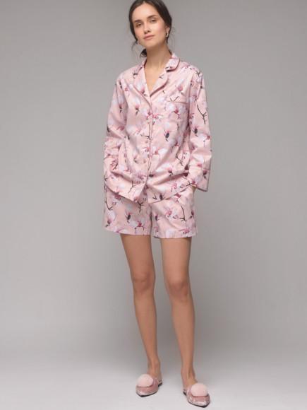 Хлопковая пижама To Be Woman, 4900 руб.