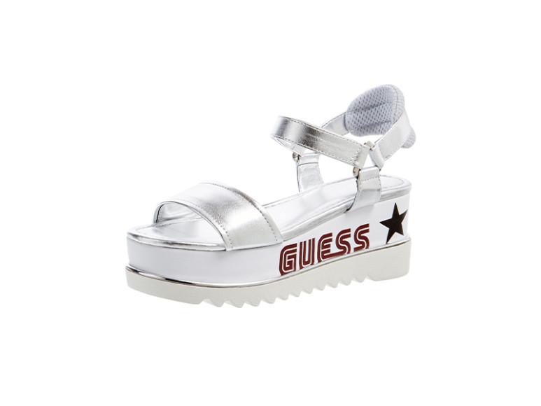 Женские сандалии Guess, 9990 руб. (Guess)