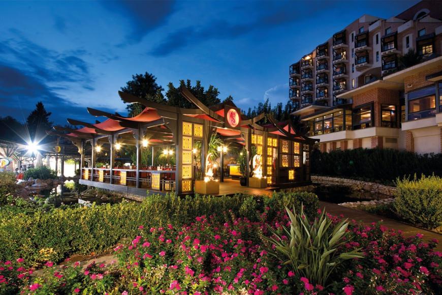 Ресторан China Garden в отеле Limak Limra Hotel & Resort (Limak Limra)