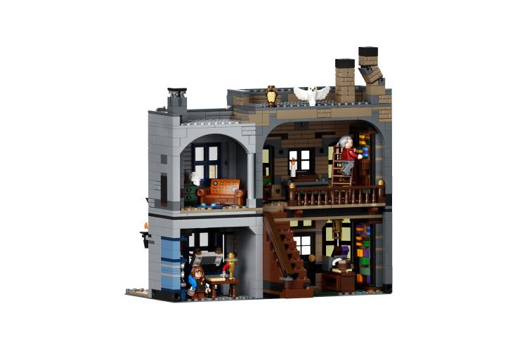 Набор Lego с Косой аллей