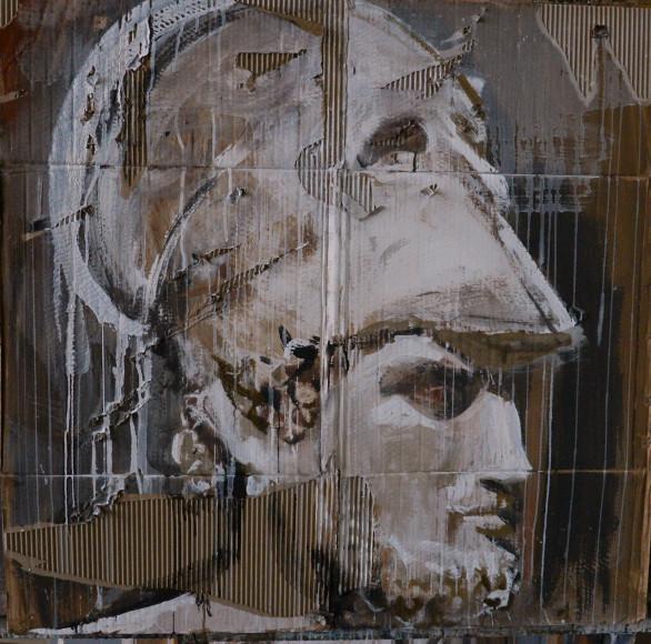 Олег Ланг. «Наполеон», 2011 год. Начальная ставка 120 000 рублей