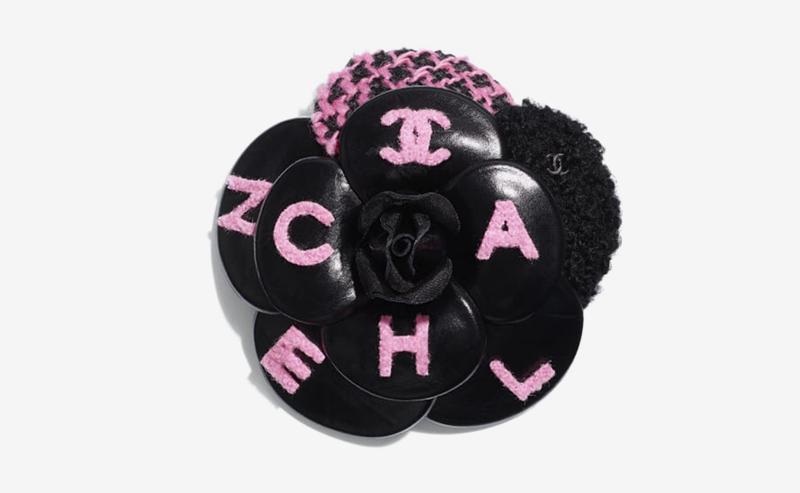 Брошь Camellia, Chanel
