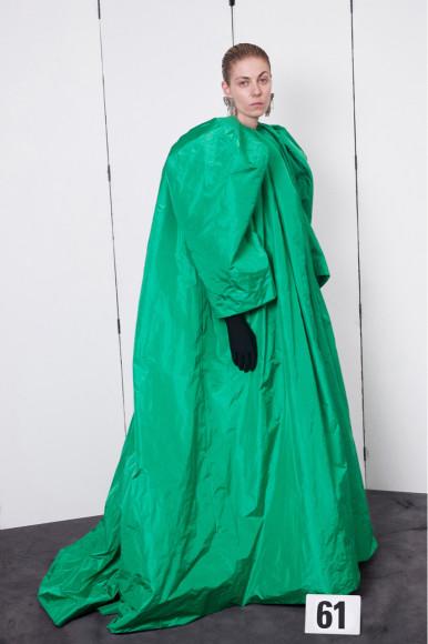 Balenciaga Couture, осень-зима 2021/22