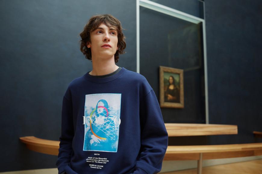 Совместная коллекция Uniqlo и Музея Лувра, осень-зима 2021/22