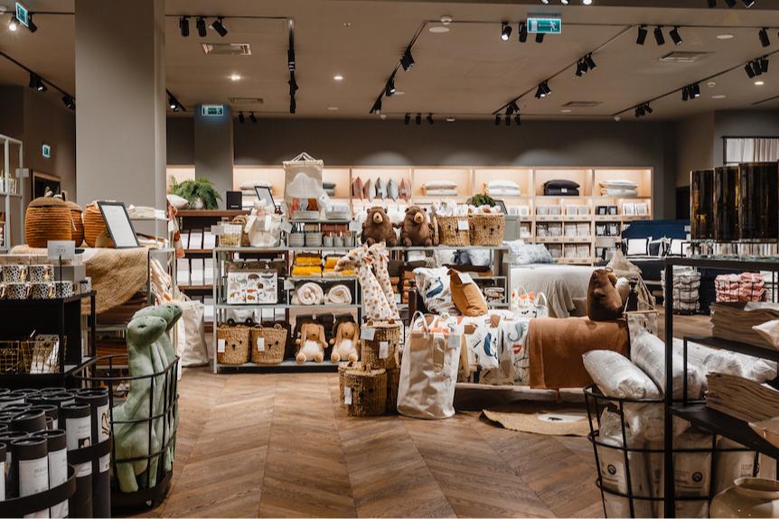 Магазин H&M Home в ТЦ «МЕГА Теплый стан»