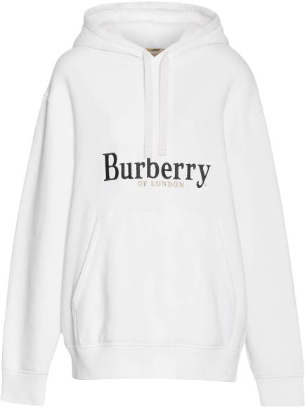Худи Burberry