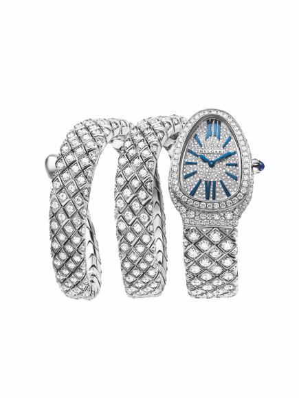Часы Serpenti Spiga, Bvlgari