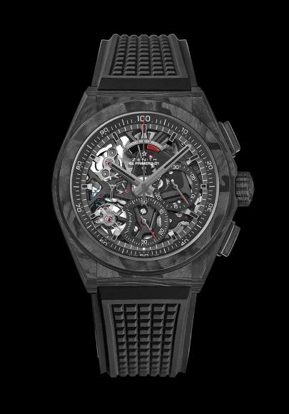 Часы Defy El Primero 21 Carbon, Zenith