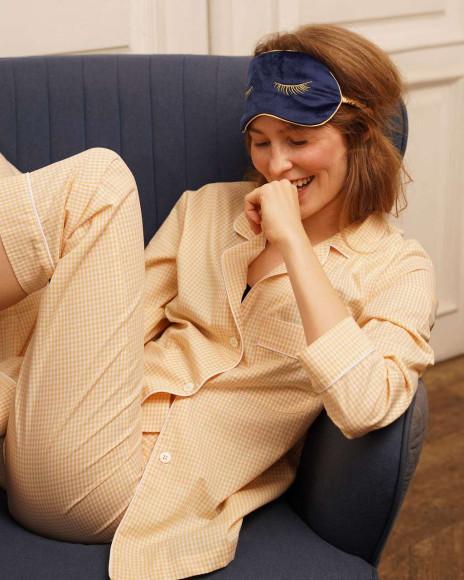 Хлопковая пижама The Sense, от 7500 руб.