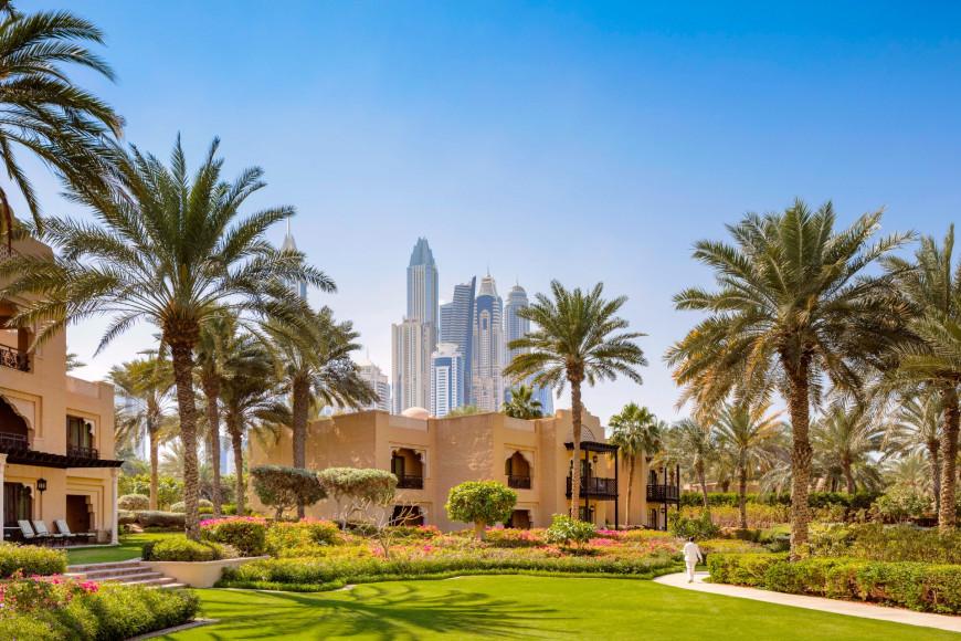Отель Residence & SPA, One&Only Royal Mirage (Дубай)