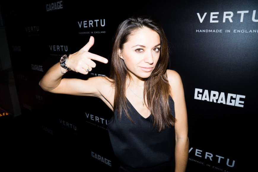 Яна Валенсия