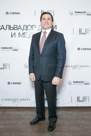 Хуан Мануэль Севильяно Комполанс, Фонд Дали