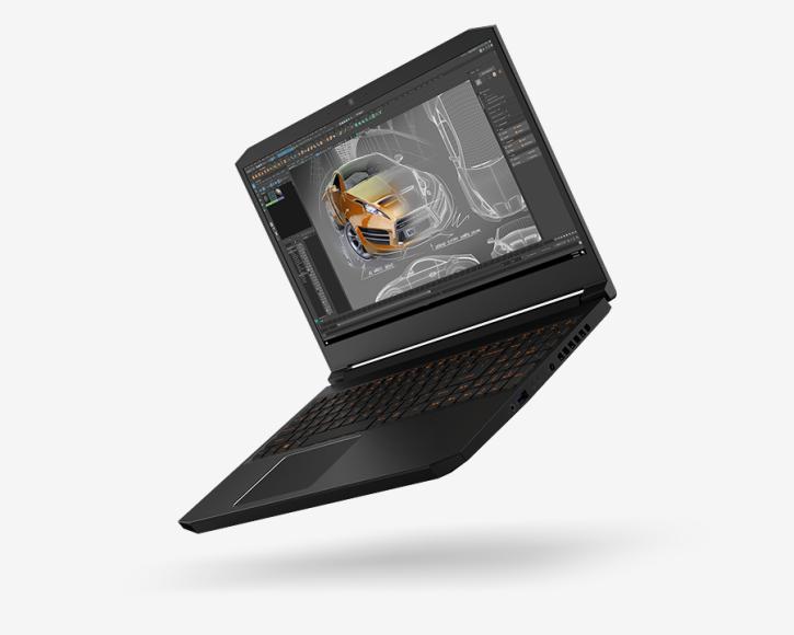 Ноутбук ConceptD 5 Pro