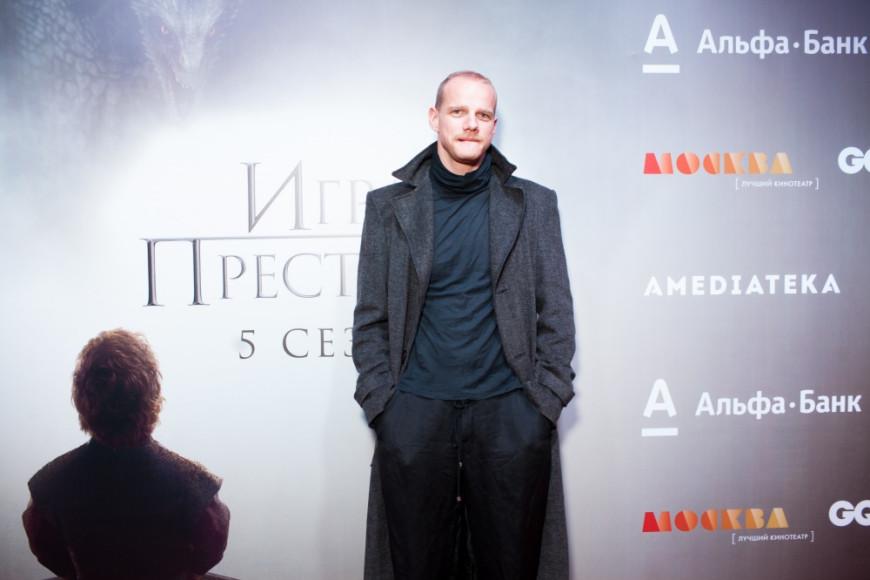 Юрий Колокольников, актер